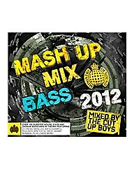 Various Artists Mash Up Mix Bass 2012