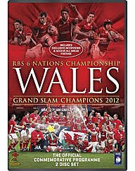 Wales Grand Slam 2012 - RBS 6 Nations Re
