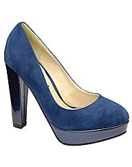 Ravel Hollis platform court shoe