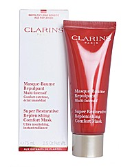 Clarins Super Restorative Comfort Mask