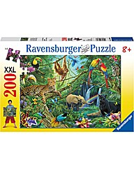 Jungle Jigsaw XXL 200 pc