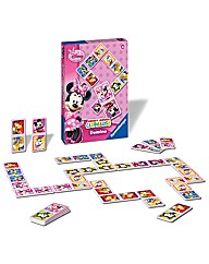 Minnie Mouse Dominoes Game