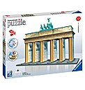 Brandenburg Gate 3D Puzzle 324 pc