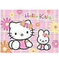 Hello Kitty Flowers Jigsaw XXL 100 pc