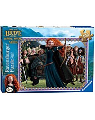 Disney Brave Jigsaw XXL 100 pc