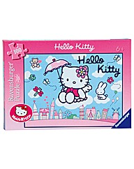Hello Kitty Town Jigsaw XXL 100 pc