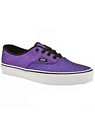 Vans Authentic V Glitter