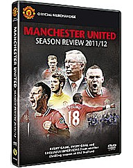 Man Utd Season Review 2011/2012