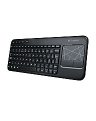 Wireless touch keyboard k400