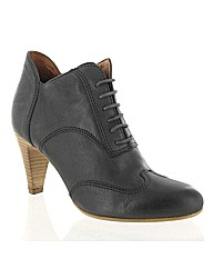 Marta Jonsson grey leather ankle boot
