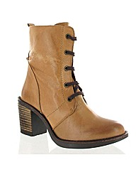 Marta Jonsson tan leather ankle boot