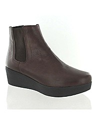 Marta Jonsson brown leather ankle boot