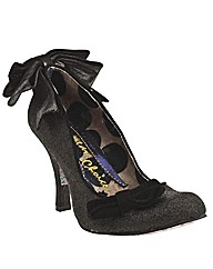 Irregular Choice Cortesan Sali Glitter C