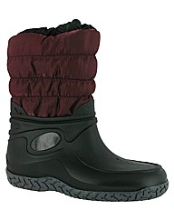 Mirak Slush Waterproof Ladies Boot