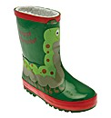Start-rite Happy Caterpillar Green Fit F