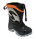 Start-rite Glacier Black Fit F Wellies