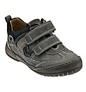 Start-rite Trail Dark Grey Fit F Shoes