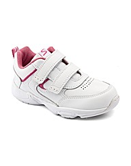 Start-rite Meteor White/pink Fit F