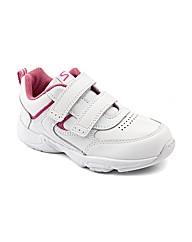 Start-rite Meteor White/Pink Fit F