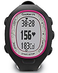 Garmin Forerunner 70 Sportswatch Pink