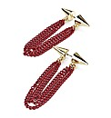 Accessories Illusion Spike Earrings