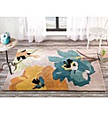 Infinite Seasons Bloom Floral Rug