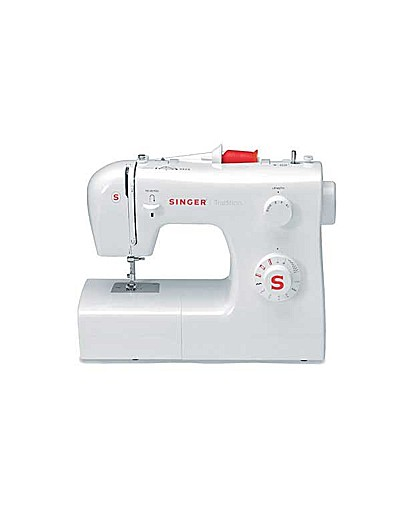 2250 Compact Sewing Machine - White