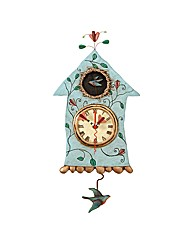 Allen Designs Fly Bird Clock