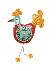 Allen Designs Bird-a-Tude Clock