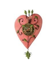 Allen Designs Love Grows Clock