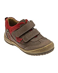 Start-rite Trail Brown Fit F Shoes