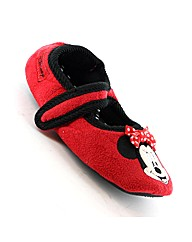 Minnie California Slipper