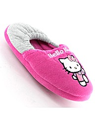 Hello Kitty Cukoo Slipper