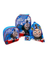 Thomas Heroes 4 Piece Luggage Set