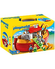 Playmobil My Take Along 1.2.3 Noah�s Ark
