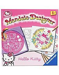HELLO KITTY MANDALA DESIGNER