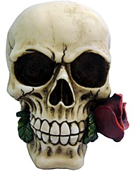 Rose From the Dead Ornament