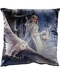 Cushion  Midnight Messenger