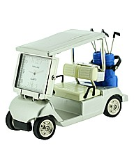 Golf Caddy Mini-Clock