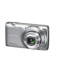 Fuji FinePix JZ200 Camera Silver 16MP