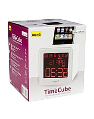 I -station time curve white