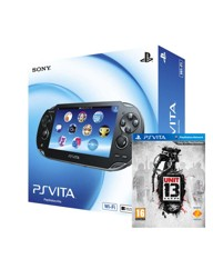 PS Vita WiFi + Unit 13