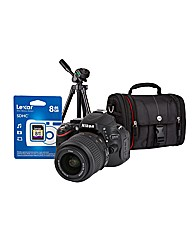 Nikon D5100 Digital Pro Camera Kit