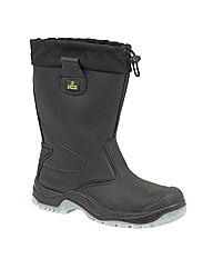 Men's Footwear Amblers Steel Safety Pull On