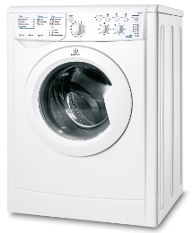 Indesit 1200 Spin Electronic Wash Dryer