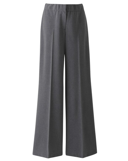 1920s Style Women's Pants, Trousers, Knickers Palazzo Trousers Long £9.75 AT vintagedancer.com