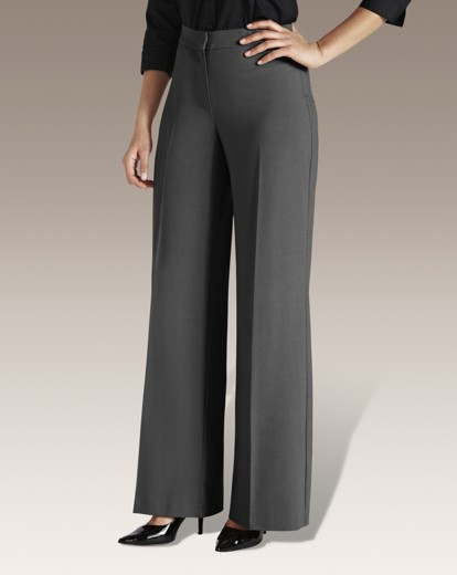 1920s Style Women's Pants, Trousers, Knickers Palazzo Trousers Long £12.00 AT vintagedancer.com