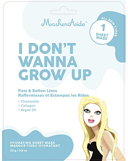 MaskerAide MaskerAide I Don't Wanna Grow Up Mask