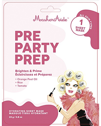 MaskerAide MaskerAide Pre Party Prep Sheet Mask