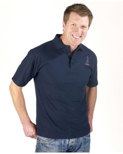 Personalised golf polo shirt jacamo for Personalised golf shirts uk